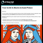 PKR Email - Diamond Jubilee Email