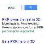 PKR SEM: Search - Poker