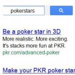 PKR SEM: Search - PokerStars