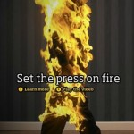 Guinness World Records - Fire Page